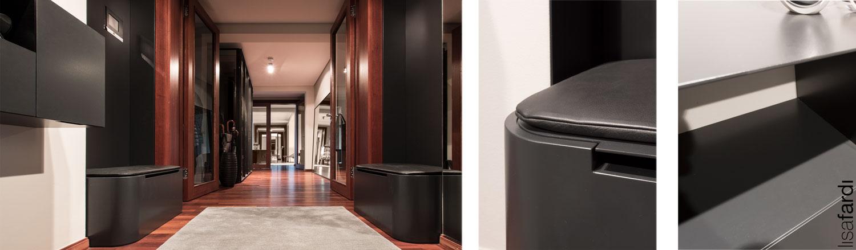 Interior Design einer Wohnung in Hamburg Nienstedten