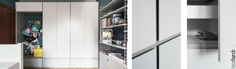 Innenarchitektur für ein Jugendzimmer einer Hamburg Wohnung